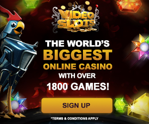 Visit Videoslots Casino Now!