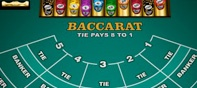 High Limit Baccarat Games