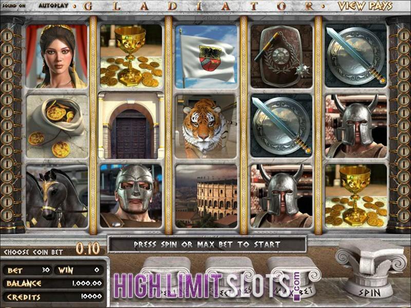 gladiator slot kostenlos online spielen