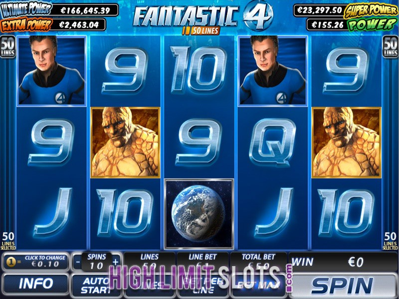 best high limit slots to play
