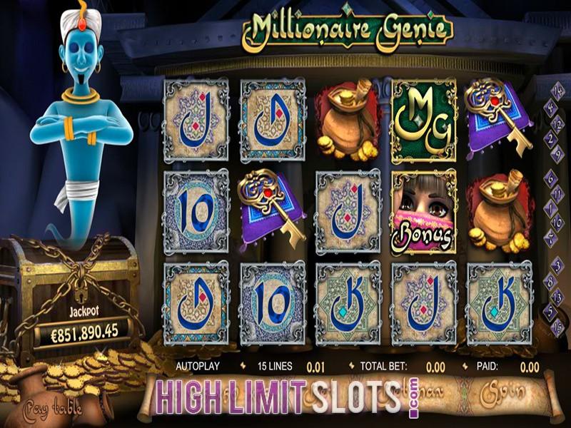 Best high limit slots las vegas